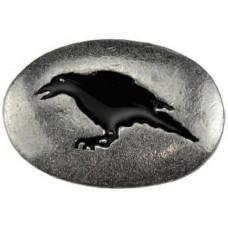 Raven mystical stone