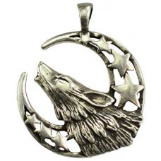Howling Moon Celestial amulet