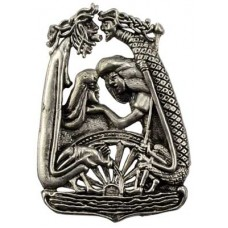 Norse New Beginning amulet
