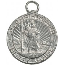 Saint Christopher amulet