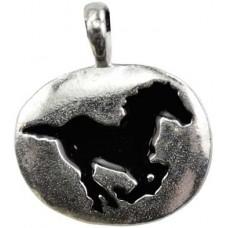 Horse totem amulet