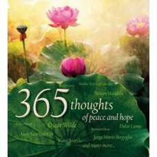 365 Thoughts on the Path of Buddha (hc)