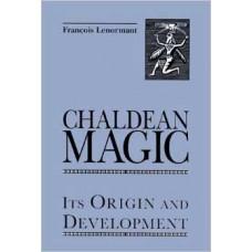 Chaldean Magic (hc)  by Francois Lenormant