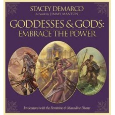 Goddess & Gods (hc) by Stacey Demarco