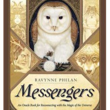 Messenger oracle book (hc) by Ravynne Phelan