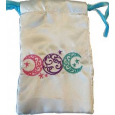 Triple Moon tarot bag