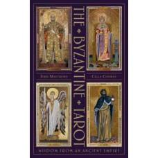 Byzantine Tarot deck & book by Matthews & Matthews