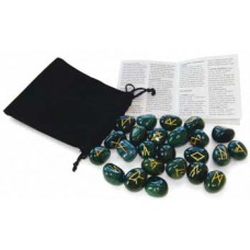 Bloodstone Rune set by Lo Scarabeo