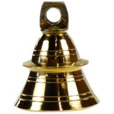 Brass bell 2 1/2