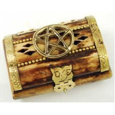 Pentagram Bone Chest 3