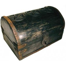 Pentagram Round-Top box