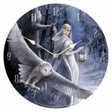 Midnight Messenger clock 13