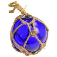 Cobalt Blue Glass Float 5