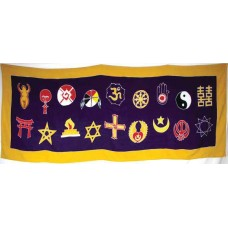 Interfaith Universal Worship Banner 60