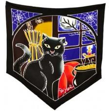 Halloween Cat Flag 20