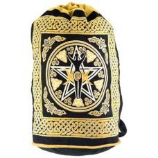 Pentagram Goddess Backpack