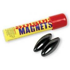 Hematite Magnet pair