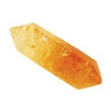 Double Terminated Citrine Point 1 1/2