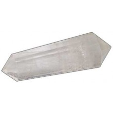 Double Terminated Quartz Point 2