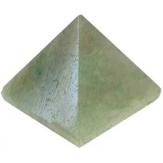 30- 35mm Green Aventurine pyramid