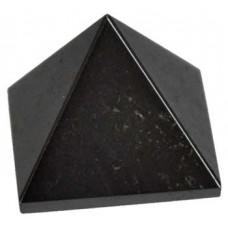 25-30mm Hematite pyramid