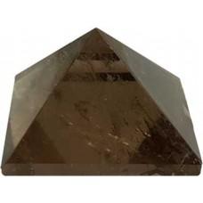 25-30mm Smoky Quartz pyramid