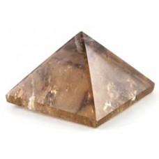 30-35mm Smoky Quartz pyramid