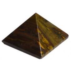 25-30mm Tigers Eye pyramid