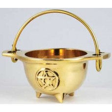 Brass Cauldron 3
