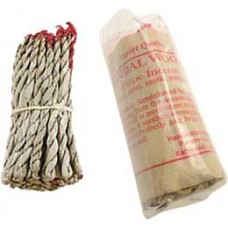 Sanda l Wood Tibetan rope incense 45 ropes