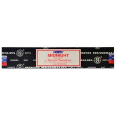 Midnight satya stick incense 15gm