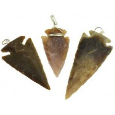 * Agate Arrowhead pendant (was $2.95)