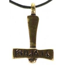 Bronze Thors Hammer