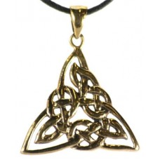 Triquetra bronze