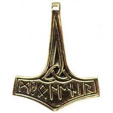 Thors Hammer bronze