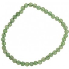 4mm Aventurine stretch bracelet