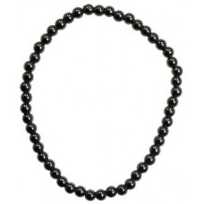 4mm Hematite stretch bracelet