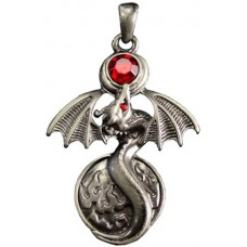 Alchemy Dragon necklace
