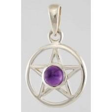 Amethyst Pentagram