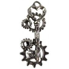Steampunk Key