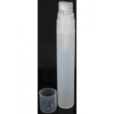 1/2 oz Frosted Plastic Spray Bottle
