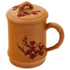 Yi Xing Clay Mug with lid