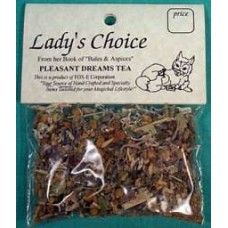 Pleasant Dreams tea (5+ cups)