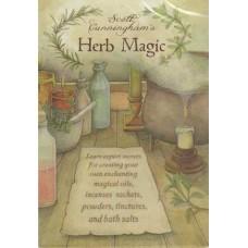 Herb Magic DVD by Scott Cunningham