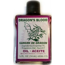 Dragons Blood oil 4 dram