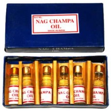 3 ml Nag Champa oil