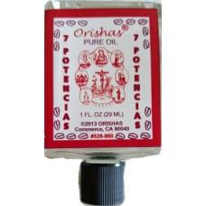 1 oz orisha 7 African Powres oil