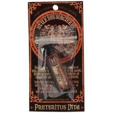 2dr Preteritus Vita witchs oil