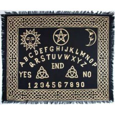 Ouija-Board altar cloth 24