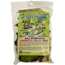 1 1/4oz All Purpose (     ) aromatic bath herb